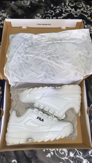 Fila shoes! for Sale in Aurora, CO