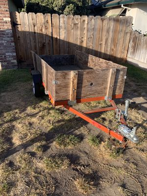 Utility Trailer for Sale in Ripon, CA