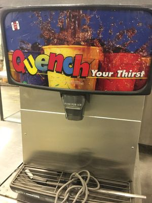 Ice dispenser countertop c-store or office for Sale in Jacksonville, FL