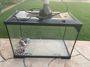 Tank 23 gallons for Sale in Glendale, AZ