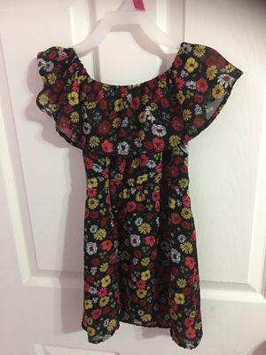 Girls Flower Dress (Size 5). for Sale in Stanton, CA