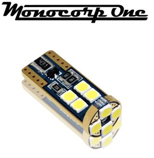 Monocorp One T10 12smd CANBUS SAFE LED BULBS for Sale, used for sale  Bronx, NY