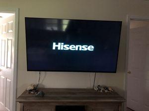 "65"" Hisense TV for Sale in Vanceboro, NC"