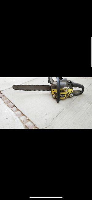 """Ryobi 14"""" chainsaw for Sale in Delano, CA"""