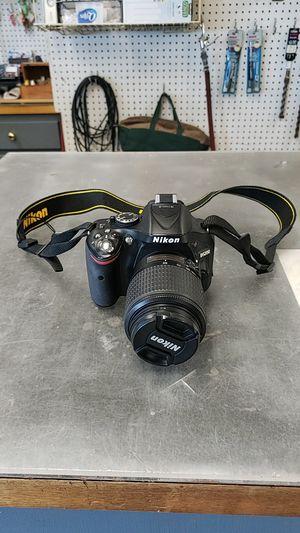 Nikon 24mp DSLR Camera for Sale in Chesapeake, VA
