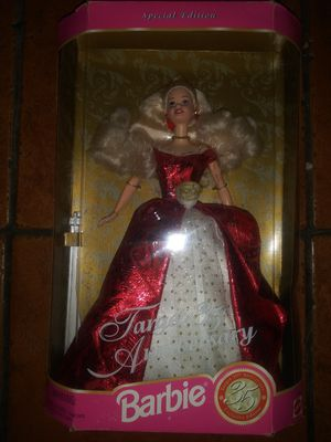 25th anniversary Target Mattel Barbie doll for Sale in Hawthorne, CA