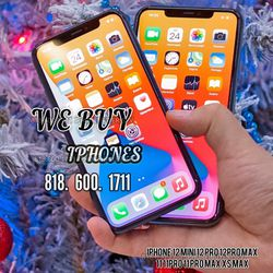 Apple iPhone 12 Pro Max 11 Pro Max iCloud Unlocked Xs Max 12 Mini 12Pro Locked phone buyer iPad Wifi Cellular / MacBook Apple Watch //Ps5 Apple TV 4K for Sale in Los Angeles,  CA