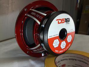 Ds18 6.5 Pro Audio for Sale in Tucson, AZ