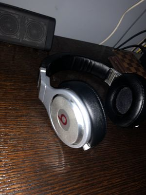 Beats By Dre Headphones (excellent sound quality) for Sale in Edmonds, WA