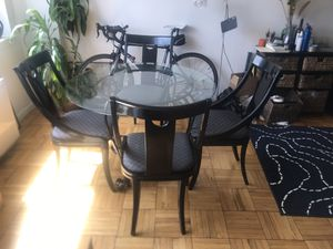 Kitchen table and chairs for Sale in Washington, DC