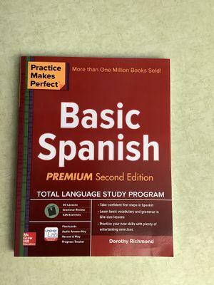 Spanish tutor book for Sale in Seminole, FL