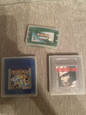 Gameboy games for Sale in Alpharetta, GA