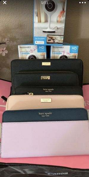 Brand new authentic Kate spade wallets $50 each price is firm for Sale in North Las Vegas, NV