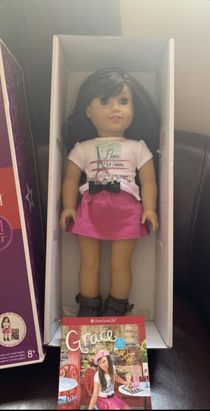 Like new beautiful American girl doll $80 PRICE IS FIRM for Sale in North Las Vegas, NV