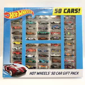 Hot Wheels Ultimate 50-Car Collectors Gift Pack Set for Sale in Houston, TX