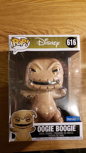 "Funko Pop Oogie Boogie 10"" Walmart Exclusive for Sale in Newberg, OR"