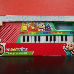 NEW! Cocomelon Musical Keyboard-23 Keys. Sing And Play Along for Sale in Saint Paul, MN