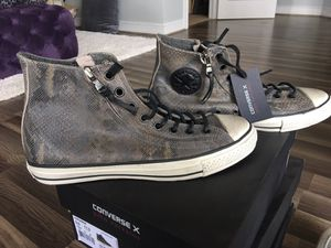 Converse - John Varvatos high top sneakers for Sale in Pompano Beach, FL