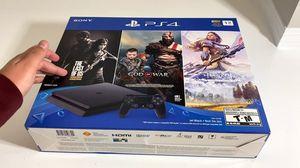PS4 Slim 1TB Bundle for Sale in Los Angeles, CA