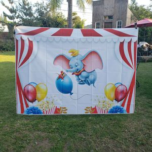 New Dumbo Circus backdrop 7ftx5ft for Sale in Whittier, CA