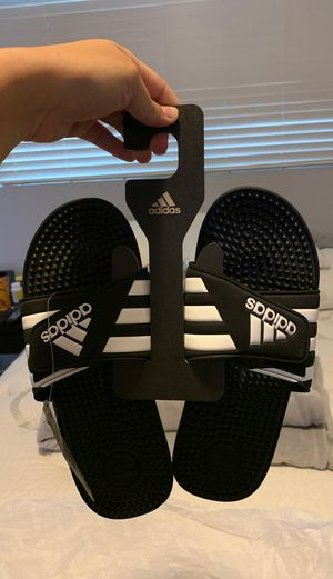 Adidas slides for Sale in Spring Valley, CA