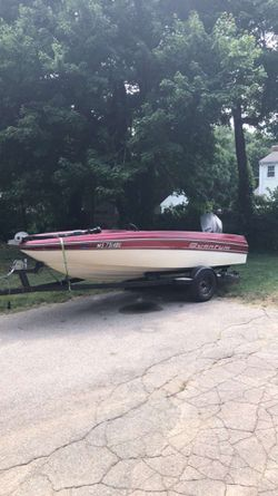 1992 Quantum Bass Boat for Sale in Brockton,  MA