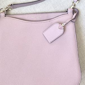 Pink Leather Kate Spade Purse for Sale in Stoneham, MA