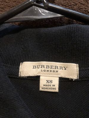 Burberry polo for Sale in Naperville, IL