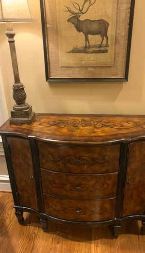Butler console table. for Sale in Clifton, VA