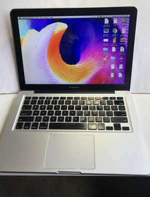 I don't accept Paypal or Cash App, Read first only offer up payment accepted or cash Apple laptops MacBook Pro 13inch 2011, Core i5 2.4ghz 8gb 500gb for Sale in Littleton, CO
