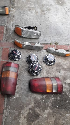Gmc truck parts 01-06 for Sale in Los Angeles, CA