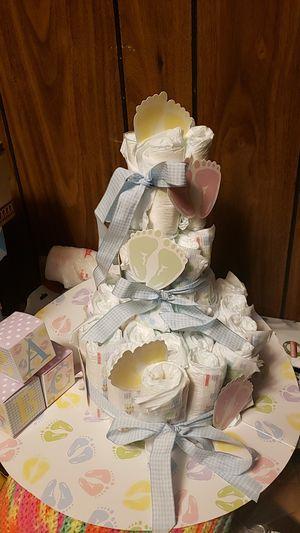 Diaper Caddy newborn for Sale in Woonsocket, RI
