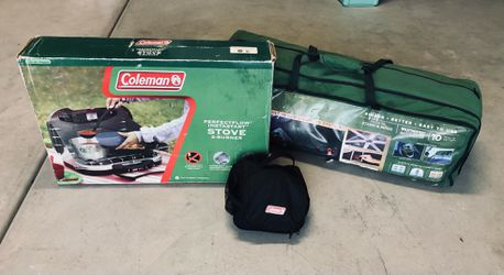 Camping Gear... Excellent Condition for Sale in Woodland,  CA