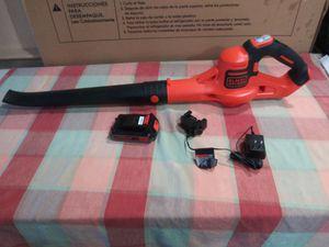 Black & Decker 20 V blower for Sale in East Providence, RI