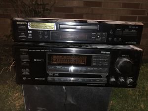 Onkyo home theatre system for Sale in Clinton, MD