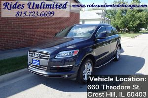 2008 Audi Q7 for Sale in Crest Hill, IL