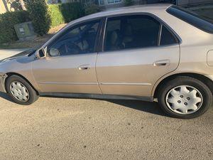 2002 Honda Accord for Sale in Fresno, CA
