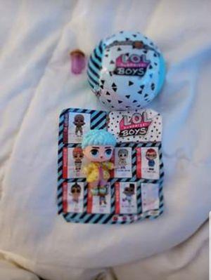 LOL Boy doll for Sale in Aurora, CO