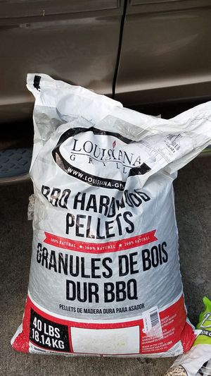 Louisiana Grills BBQ Hardwood Pellets for Sale in Lexington, KY