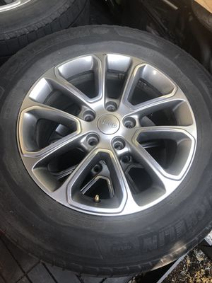 Jeep Grand Cherokee Limited wheels for Sale in Gilroy, CA