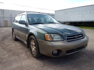 2003 Subaru Outback H6-3.0 LL.Bean Edition for Sale in Columbus, OH