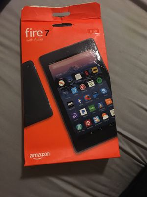 Amazon fire 7 tablet for Sale in San Diego, CA