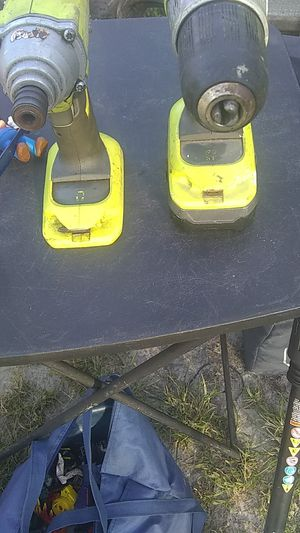 ROBI DRILL and Weedeater/edger works greatcomes with charger for Sale in Tampa, FL