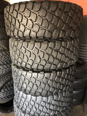 4 BFGoodRich 37/12.50R17 Tires (4 for $800) for Sale in Whittier, CA