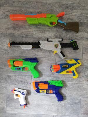 Kid's Nerf guns for Sale in Fontana, CA
