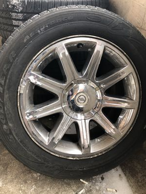 Rims and tires for Sale in Grand Island, NE