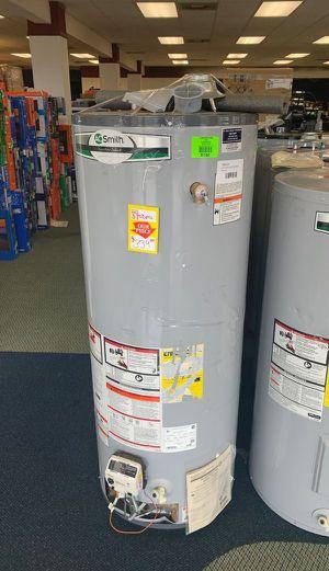 AO SMITH 50 gallon water heater DN for Sale in Ontario, CA