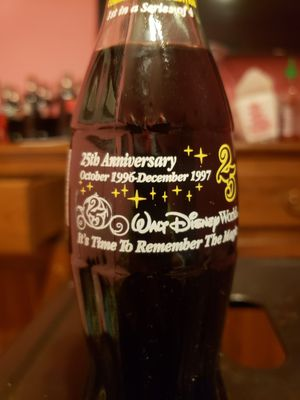 Vintage Disney Studios Coca Cola from 1997 for Sale in Everett, MA