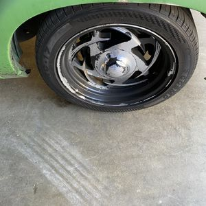 """17"""" Eagle Alloy Rims Forsale 5x4.3/4 -5x5 for Sale in Fresno, CA"""