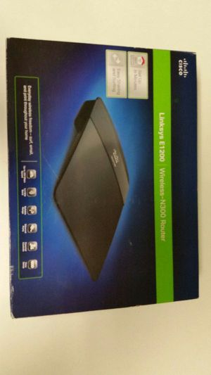 Wireless Router for Sale for Sale in Germantown, MD